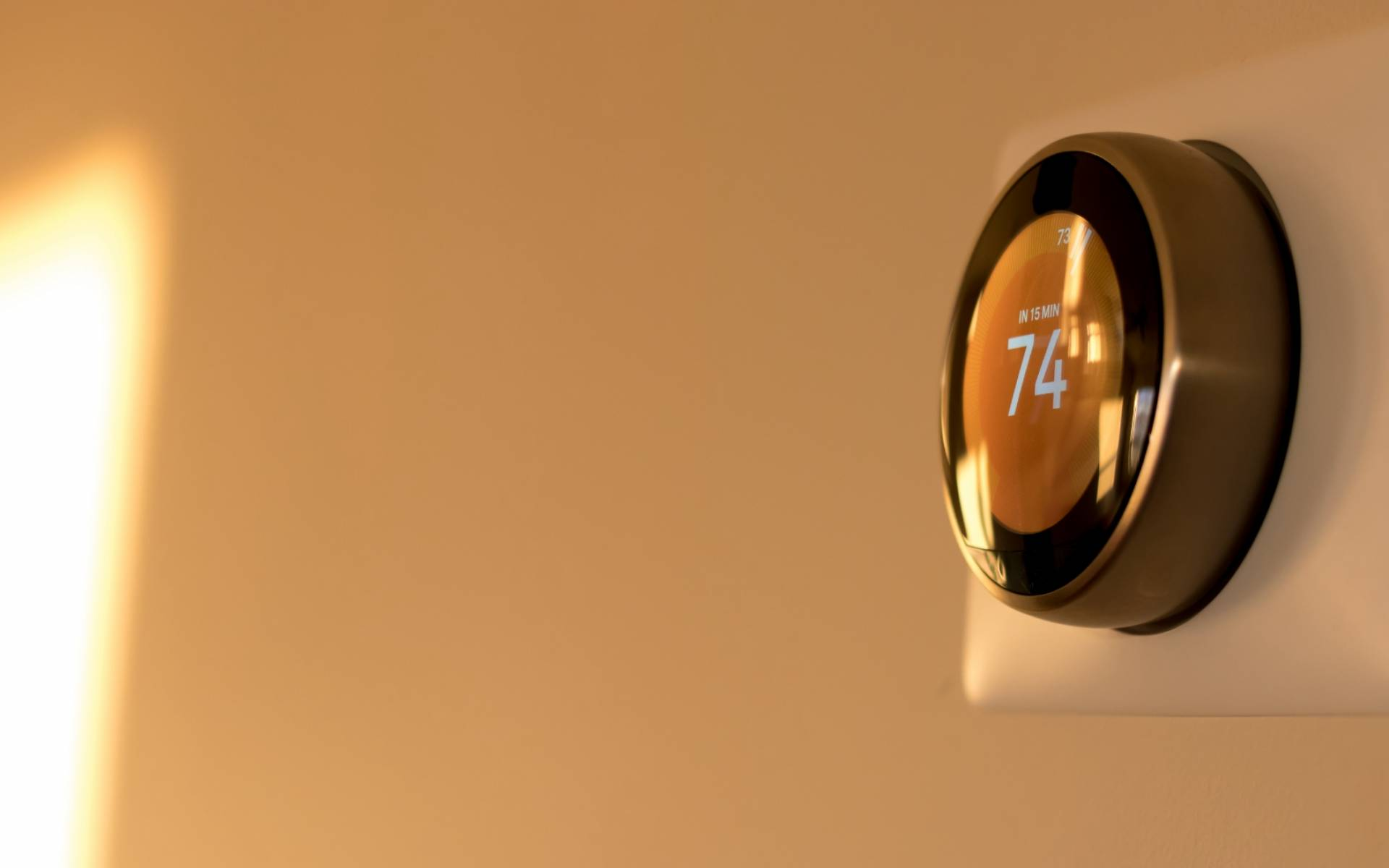 Thermostat placeholder