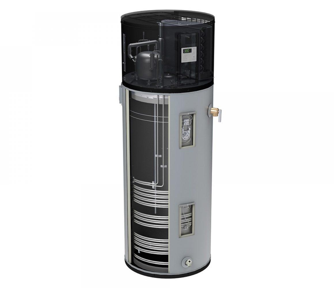 AO Smith Heat Pump Cutaway