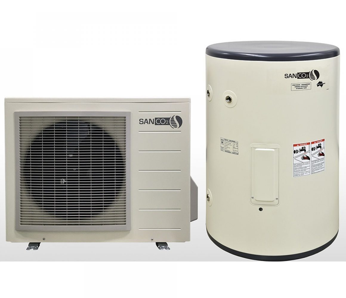ECO2 Systems  CO2 Water Heater